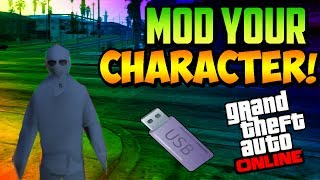 "GTA 5 Online How To ""MOD YOUR CHARACTER"" In GTA 5 Online"