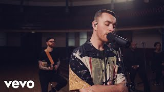 Sam Smith - Burning (Live From The Hackney Round Chapel)