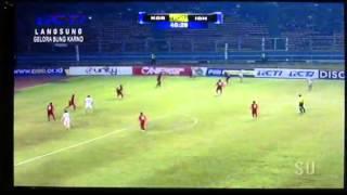 Full Match AFC U19 2013 Qualifier Indonesia Vs South Korea