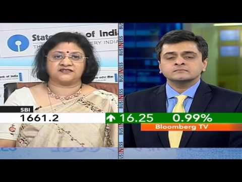 In Business - Cannot Escape Stress Amid Eco Slowdown: SBI