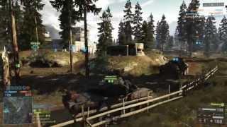 Battlefield 4 - Tunguska Beasting (16-2 On Zavod 311)