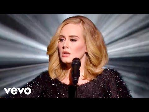 Adele - Hello (Live at the NRJ Awards)