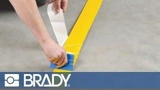ToughStripe Floor Marking Tape
