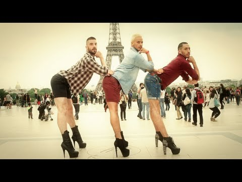 Mấy Anh Này Đẹp Trai Mà Nhảy Đẹp Nữa :)
