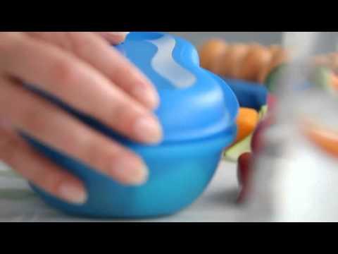 Tupperware microondas