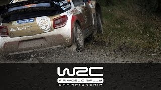 Vid�o Stages 1-6: Wales Rally GB 2013
