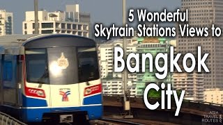 Bangkok Travel Videos
