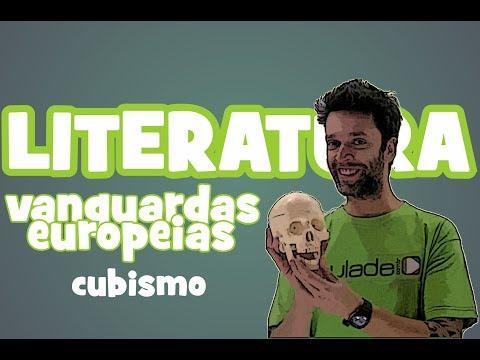 Literatura - Vanguardas Europeias: Cubismo
