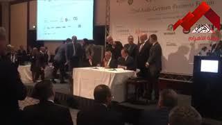 رئيس الوزراء يشهد توقيع 7 اتفاقيات بين