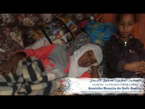 فيديو مؤثر لعائلة افناوية مهددة بالافراغ