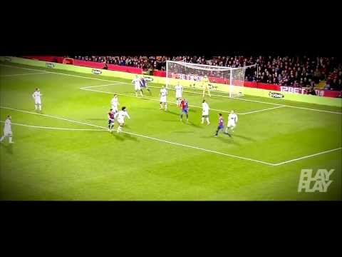 Marouane Fellaini vs Crystal Palace / Crystal Palace vs Manchester United 0-2 / 22.2.2014 /