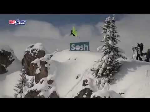 Sports d'hiver / Rolland fait son show à La Plagne - 26/03