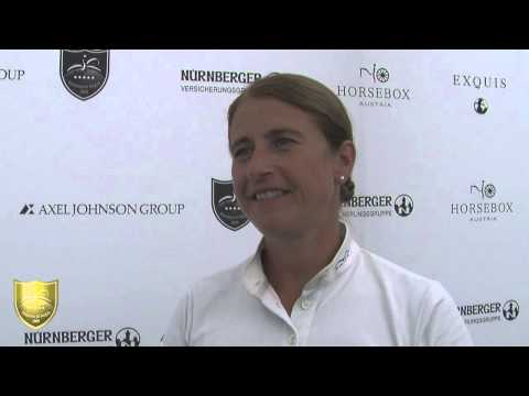 WDM Munich Interview with #1 in Nürnberger GP Tinne Vilhelmson-Silfven