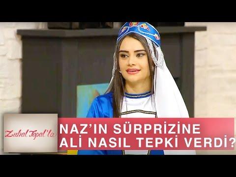 Zuhal Topal'la 133. Bölüm (HD) | Naz ve Ali'den Çok Konuşulan Azerbaycan Dansı...