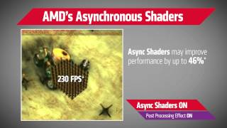 AMD Asynchronous Shaders Demo