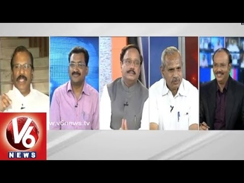 Why Congress Still Curious on TRS Merge ? Ghanta, Sudhakar - Morning Edition