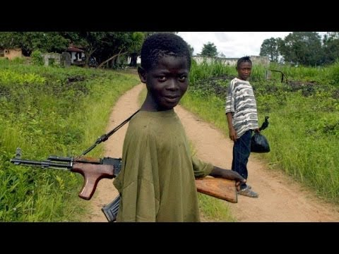 Fight goes on for Liberia's former child soldiers
