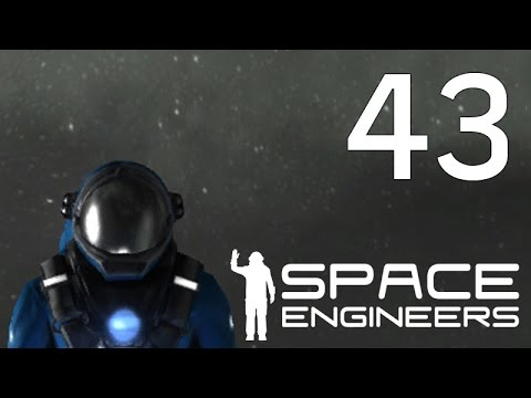 Space Engineers Let's Play Part 43 - Solar Panels