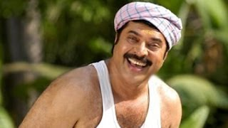 Mammootty Turns Farmer: Mollywood superstar Mammooty harvests in his own paddy field at Kottayam