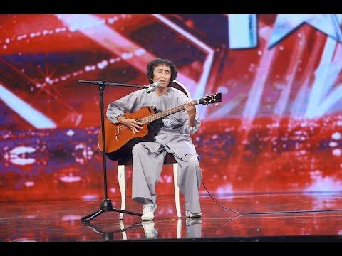 Vietnam's Got Talent 2016 - TẬP 04 - Riêng một góc trời - TS