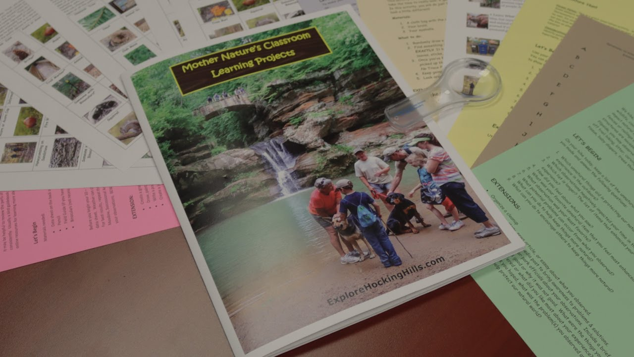 Hocking Hills Destination: Mother Earth's Classroom