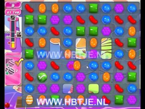 Candy Crush Saga level 655