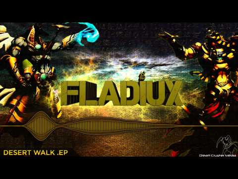 DCM - 001 Fladiux - Desert Walk EP Mix By Dj Epsilon