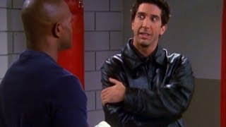 Friends – No Laugh Track 2 (Ross Attacks Women)