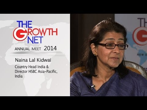 Naina Lal Kidwai, Country Head India & Director HSBC Asia Pacific, India