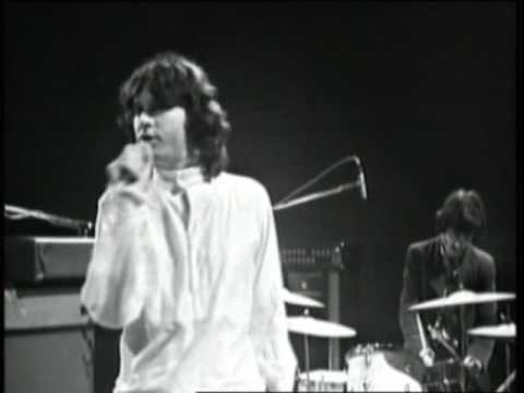 The Doors - When The Music's Over (LIVE IN EUROPE 1968)