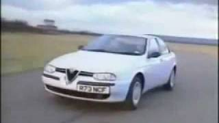 Alfa Romeo 156 promotional video videos
