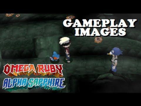 Pokemon Omega Ruby & Alpha Sapphire: News - Gameplay ...