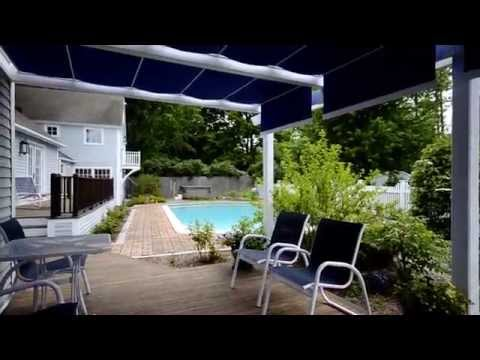 Real estate video for 93 Boston Post Road, Amherst Village, NH