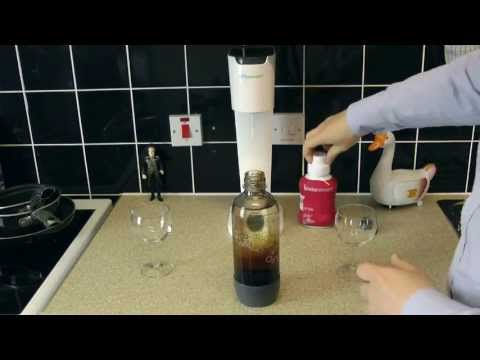 SodaStream Fizzy Drinks Maker | Ashens