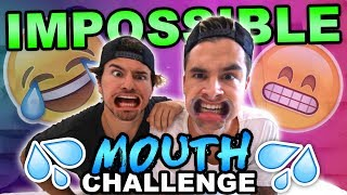 IMPOSSIBLE MOUTH CHALLENGE!!