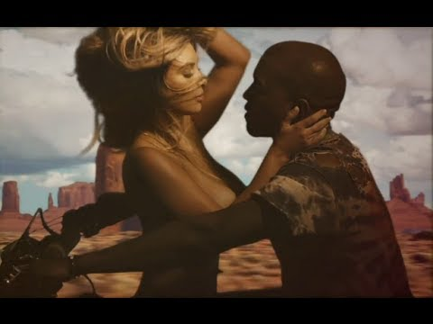 WTF! Kanye West 'Bound 2' Video Ft. Naked Kim Kardashian
