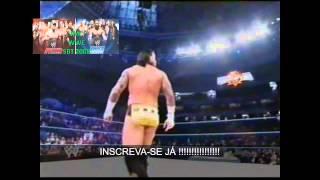 WWE Luta Livre Na TV SBT CM Punk Vs John Morrison