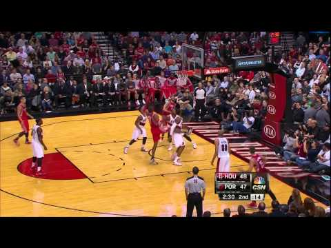 Dwight Howard Highlights vs. Blazers - 11/5/13