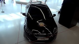 [Geneva Motor Show 2014 Car Of The Year candidates in 3D 4K UHD] Video