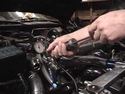 Engine coolant system and compression testing YouTube
