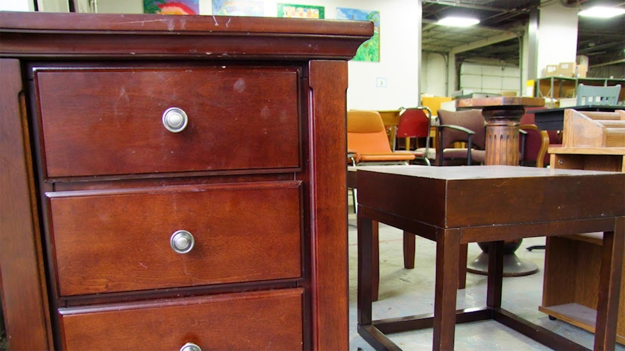Furniture Bank of Central Ohio – Warehouse Featured Segment