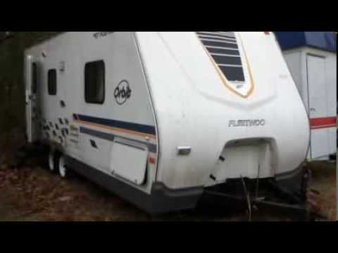 2004 Fleetwood ORBIT Travel Trailer on GovLiquidation.com