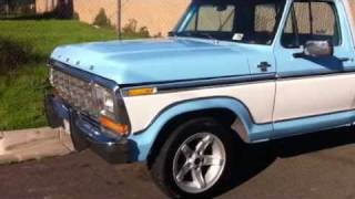 Watch 1979 ford ranger lariat xlt 4x4 f 150 free online streaming