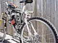 Fast GT LTS Motorized Bicycle with shift kit