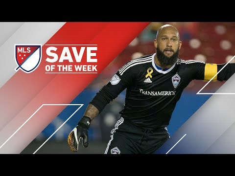 Week 30 | MLS Save of the Week