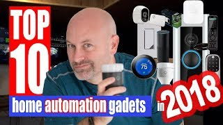 Top 10 Home Automation Gadgets in 2017 | Holiday Gift Guide