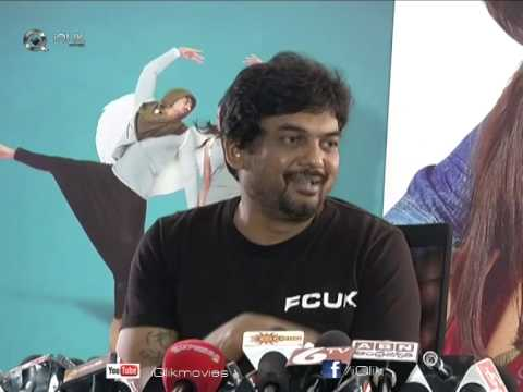 Puri-Jagannath-Talks-About-Romeo-Movie---Sairam-Shankar--Adonica