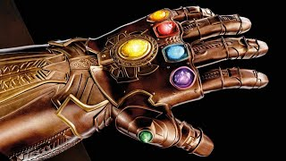 This Life-Size Infinity Gauntlet Replica Makes Hulk Hands Look Puny
