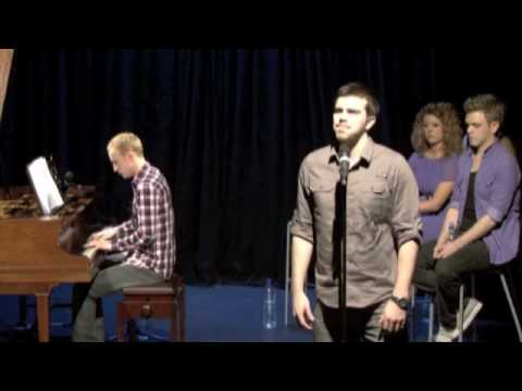 Benjamin Beechey sings The Father In Me - A Song By Stuart Matthew Price