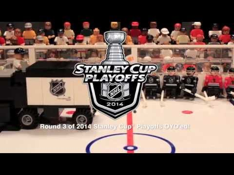 Round 3 of 2014 Stanley Cup Playoffs OYO'ed!
